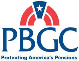 PBGC pension logo